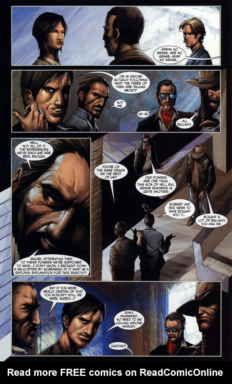 7 Brothers issue 3 - Page 9
