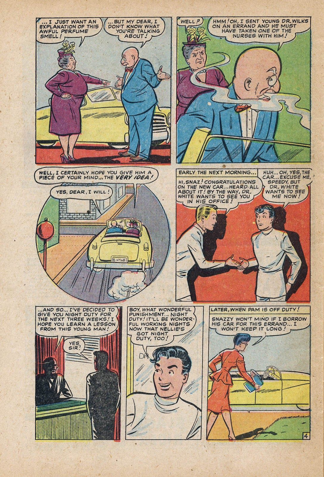Nellie The Nurse (1945) issue 27 - Page 30