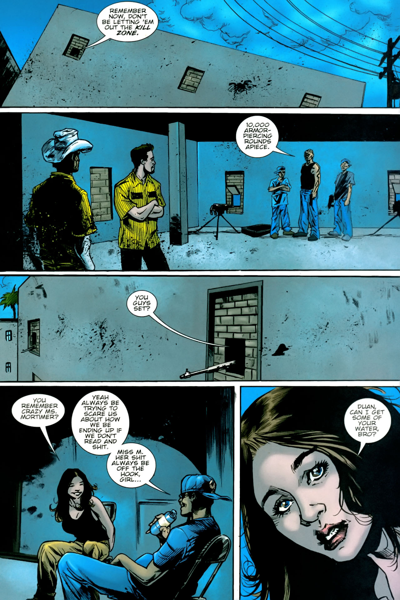 Read online The Exterminators comic -  Issue #22 - 16