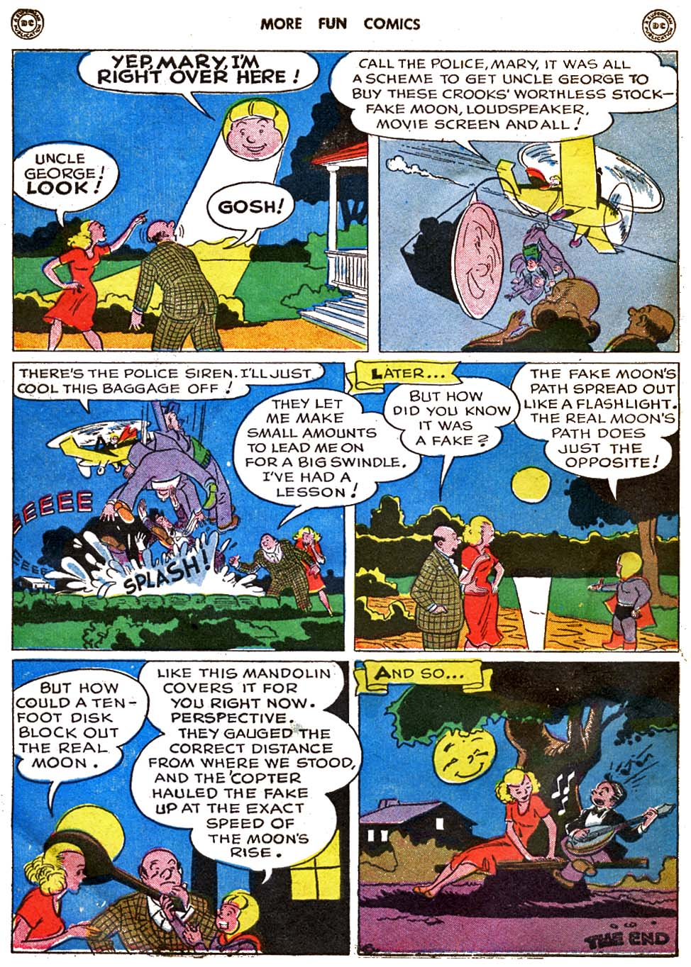 More Fun Comics issue 120 - Page 61
