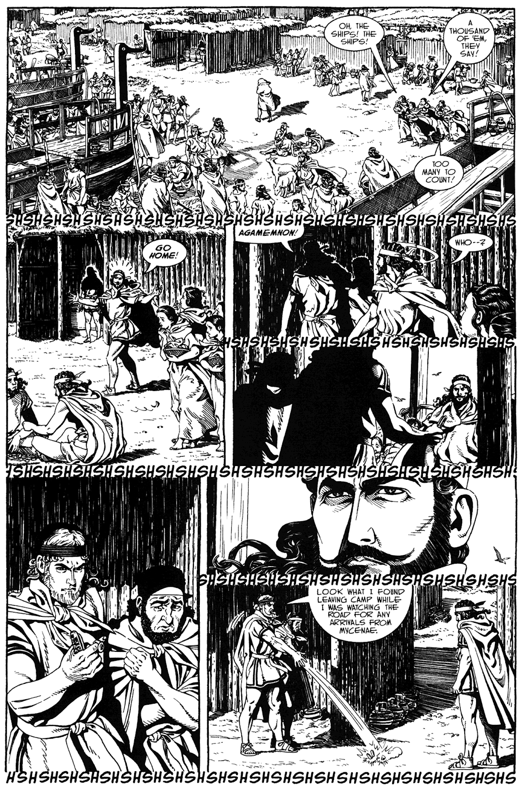 Age of Bronze issue 17 - Page 18