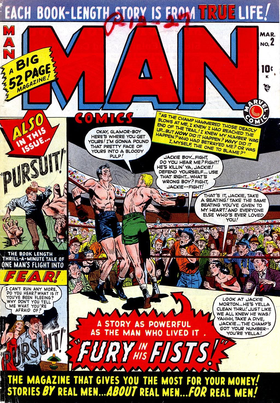 Man Comics 2 Page 1
