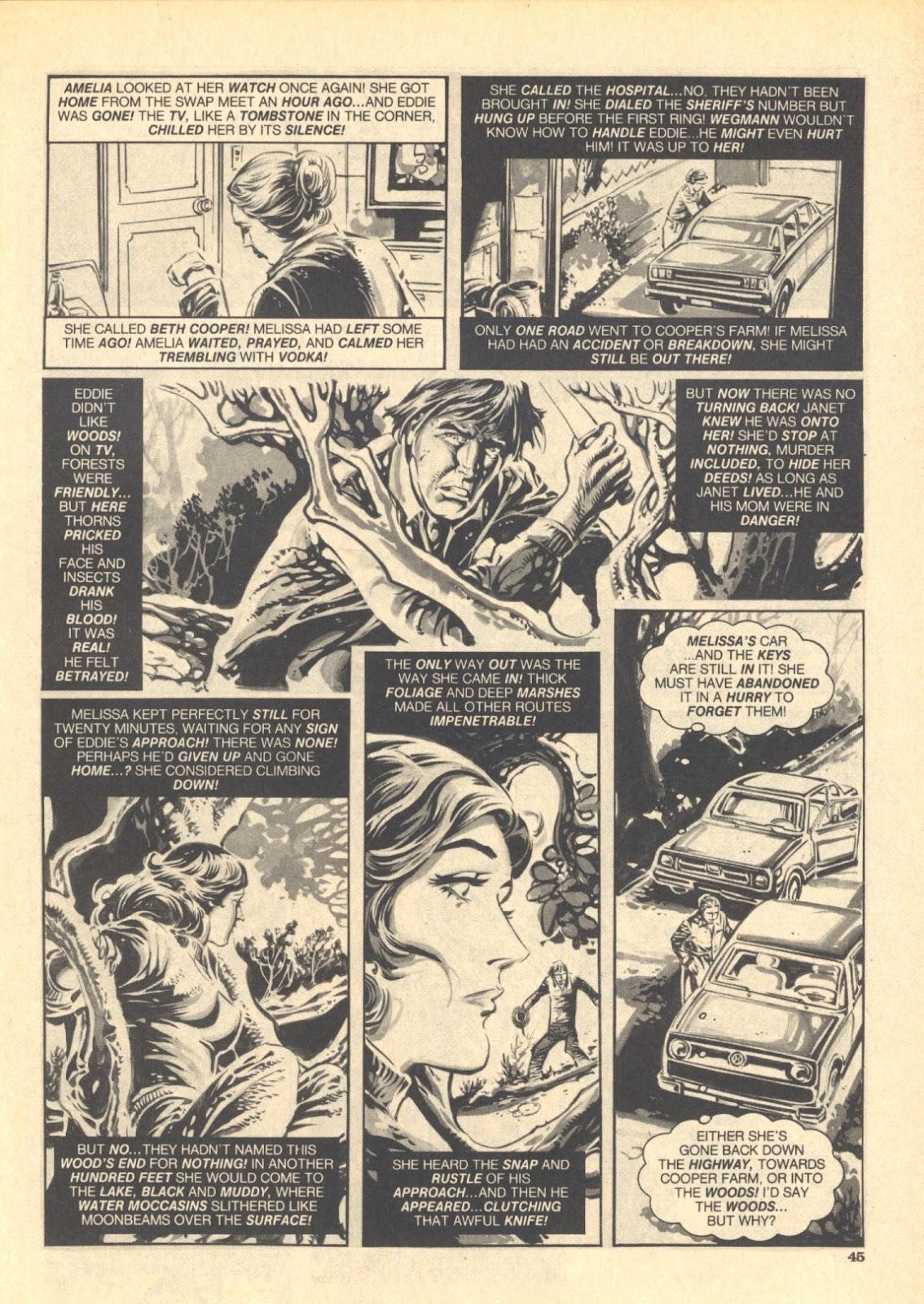 Comic Creepy (1964) issue 138