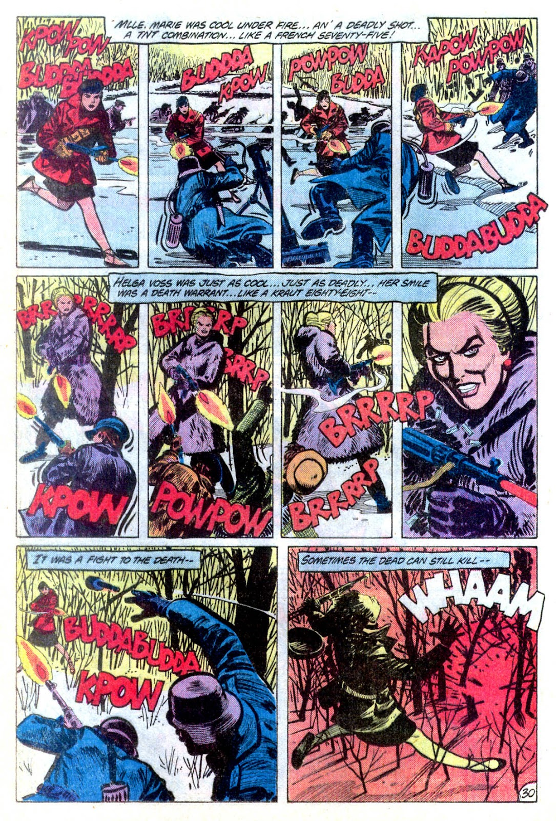 Sgt. Rock issue Annual 2 - Page 32
