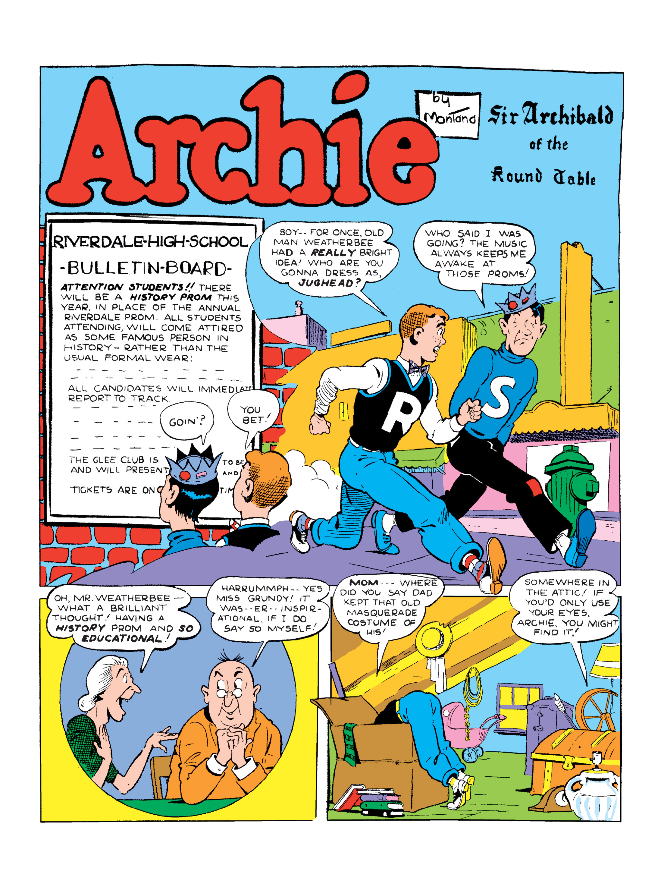 Read online Archie 1000 Page Comics Bonanza comic -  Issue #2 (Part 1) - 100
