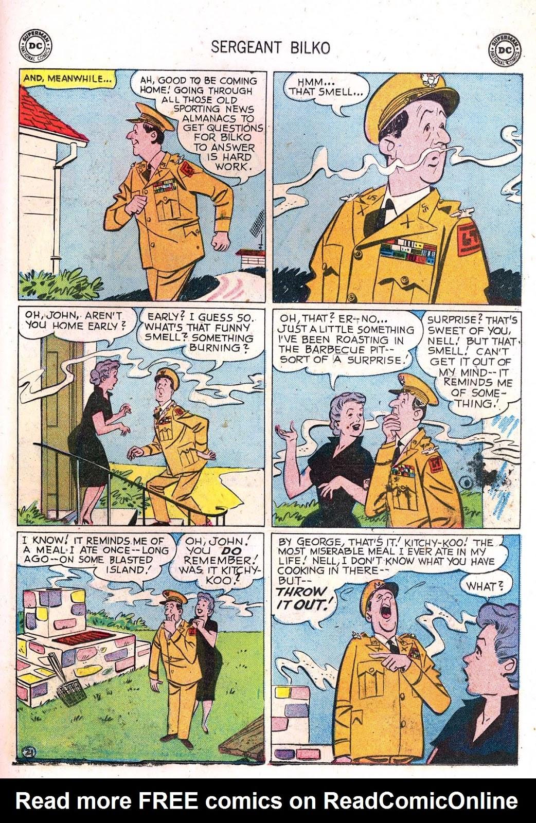 Sergeant Bilko issue 7 - Page 23