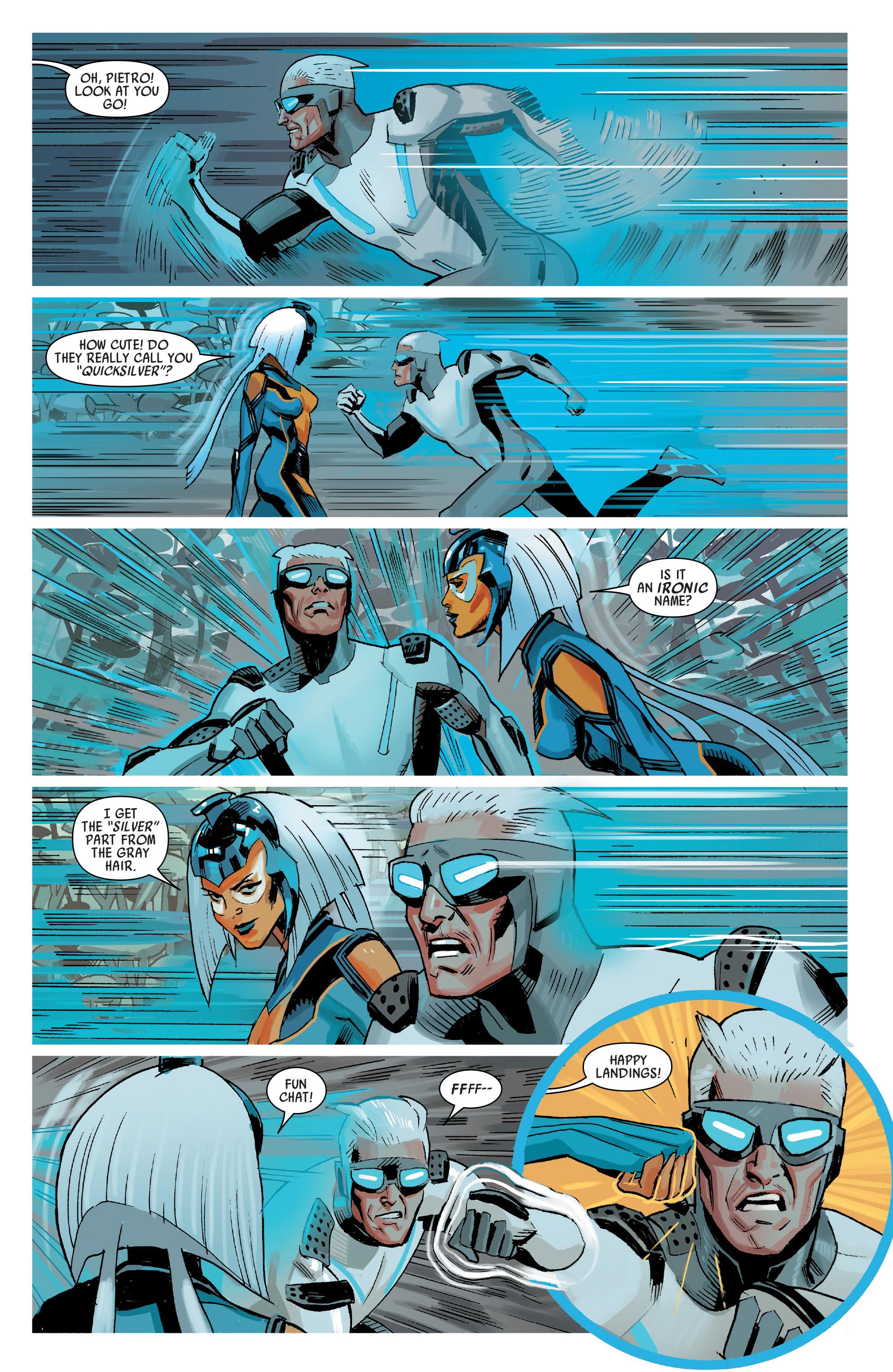 Read online Uncanny Avengers [I] comic -  Issue #3 - 17