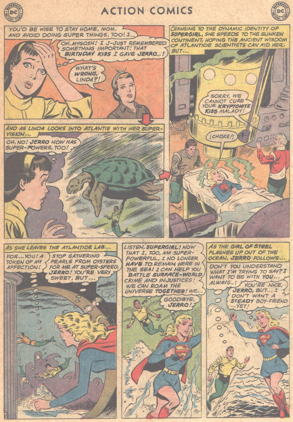 Read online Action Comics (1938) comic -  Issue #290 - 26