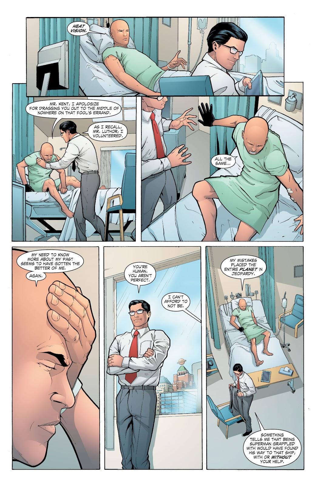 Read online Smallville Season 11 [II] comic -  Issue # TPB 6 - 166