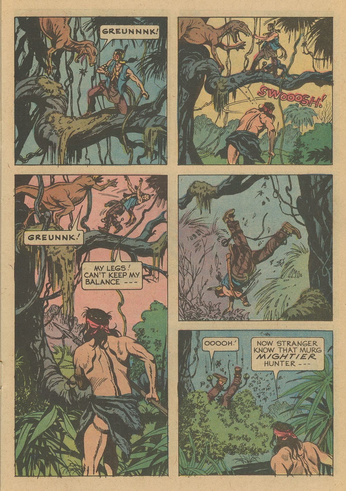 Read online Turok, Son of Stone comic -  Issue #109 - 11