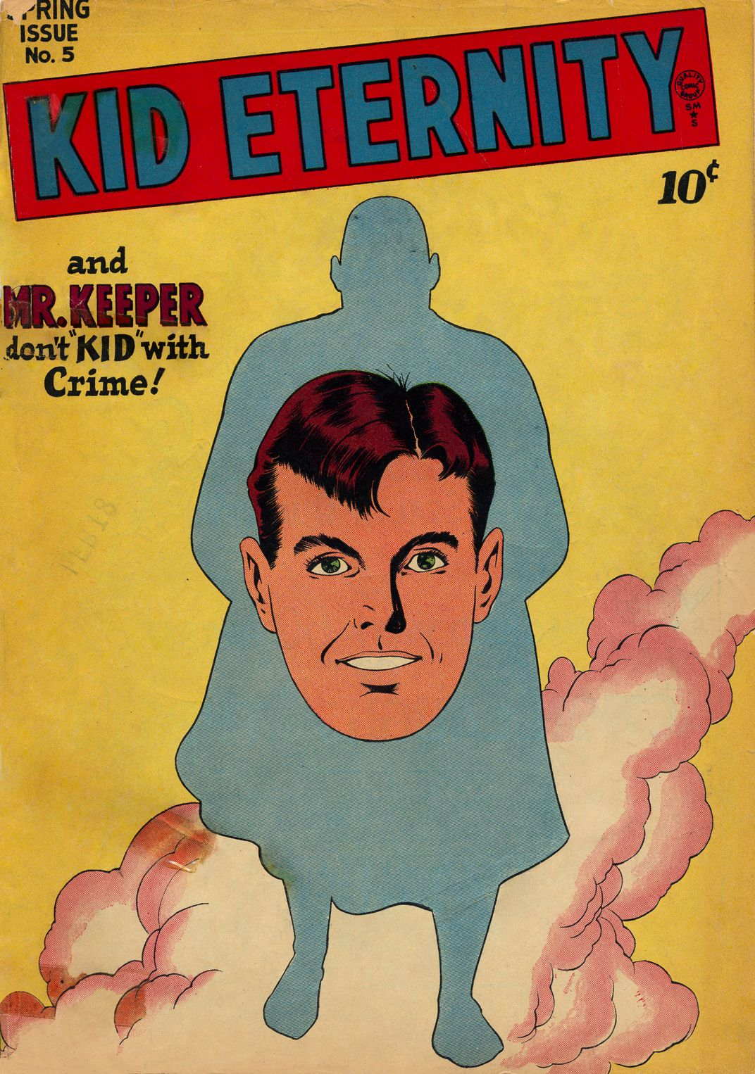 Kid Eternity (1946) issue 5 - Page 1