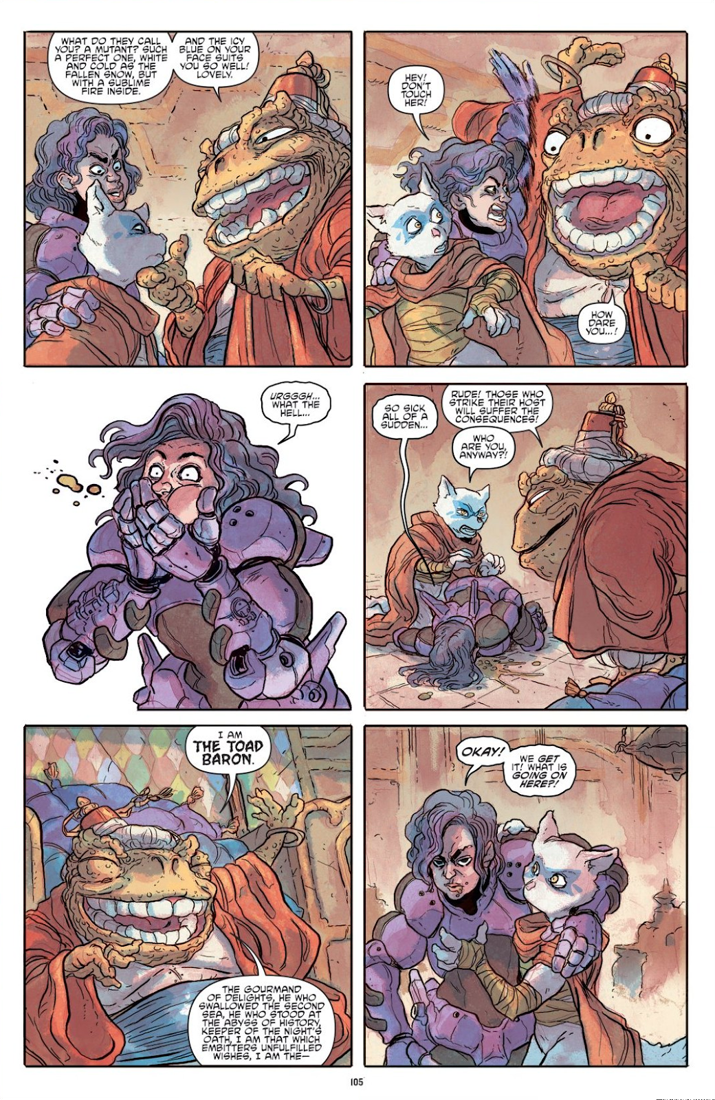Read online Teenage Mutant Ninja Turtles: The IDW Collection comic -  Issue # TPB 9 (Part 2) - 6