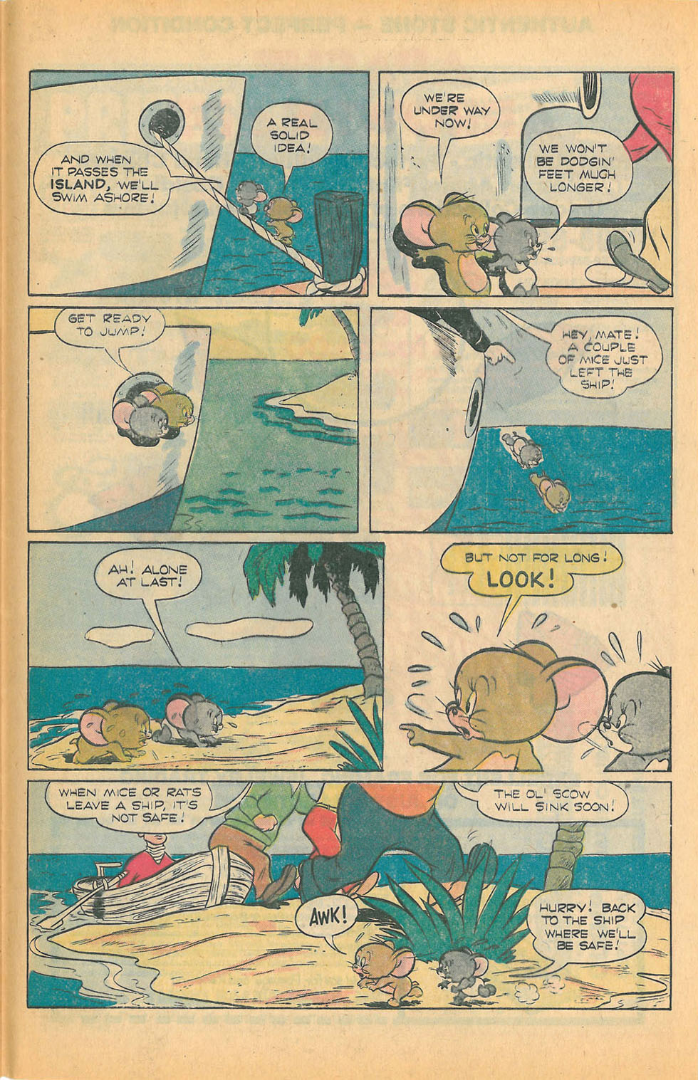 Tom and Jerry issue 309 - Page 33