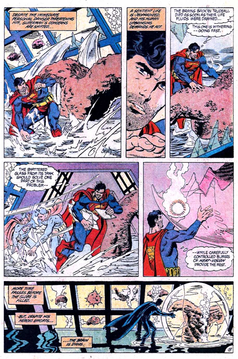 Read online Adventures of Superman (1987) comic -  Issue #452 - 19