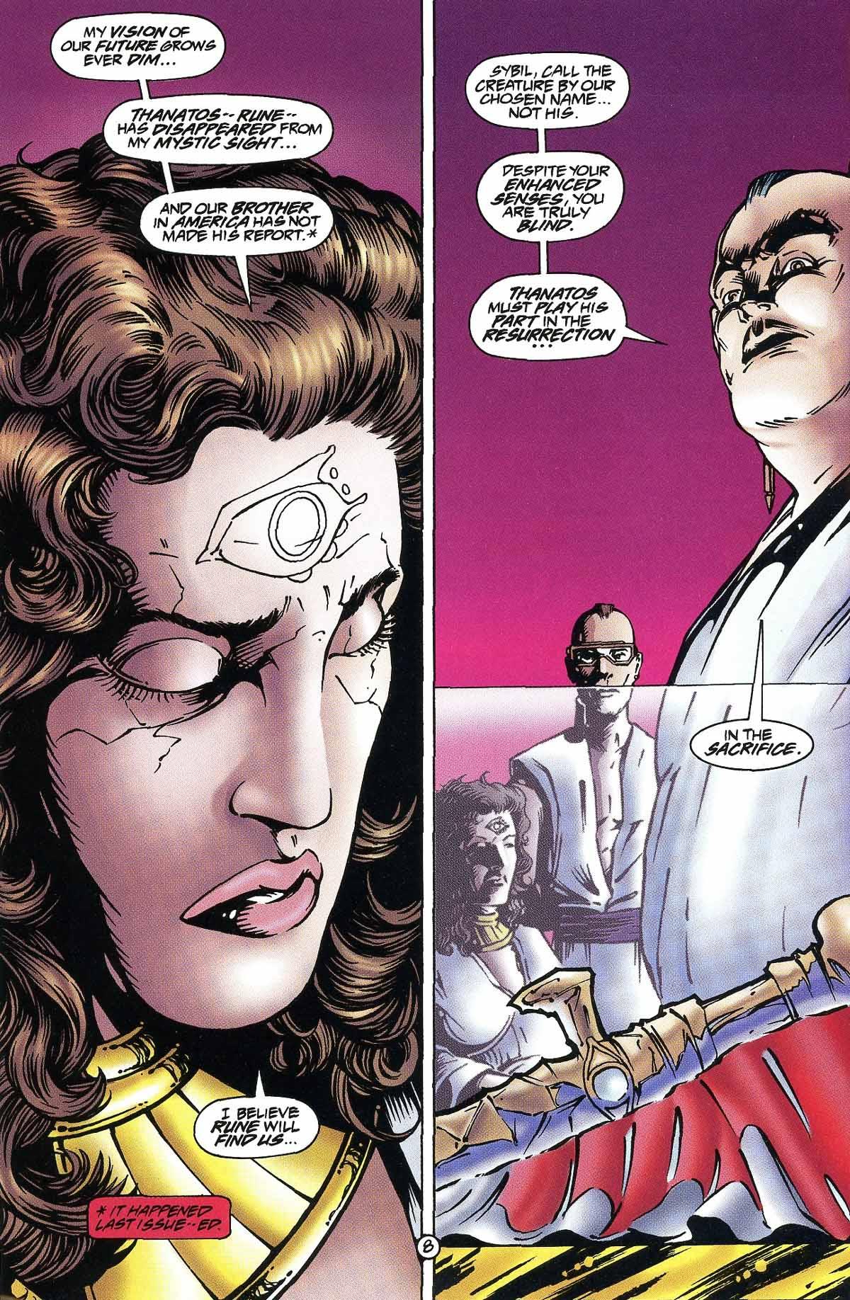 Read online Rune (1994) comic -  Issue #9 - 9
