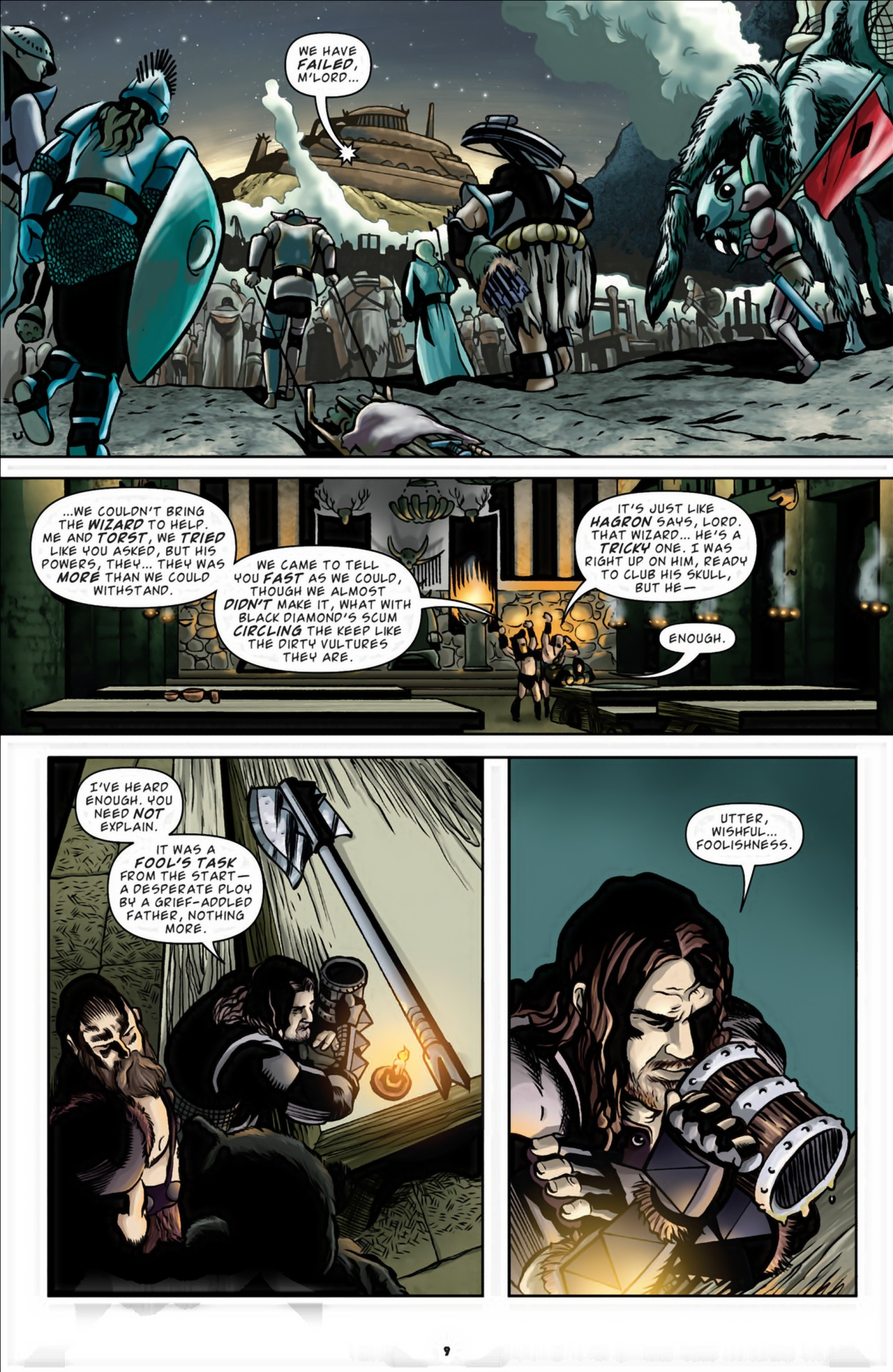 Read online KISS (2012) comic -  Issue #3 - 12
