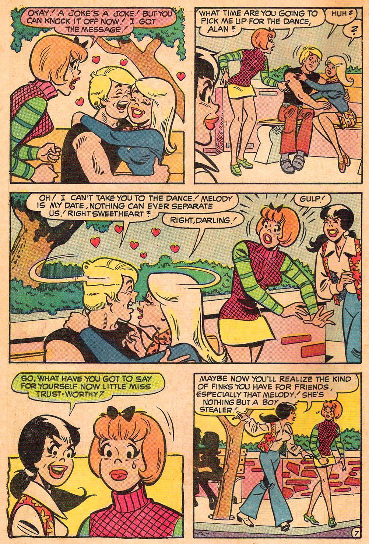 Read online She's Josie comic -  Issue #61 - 10