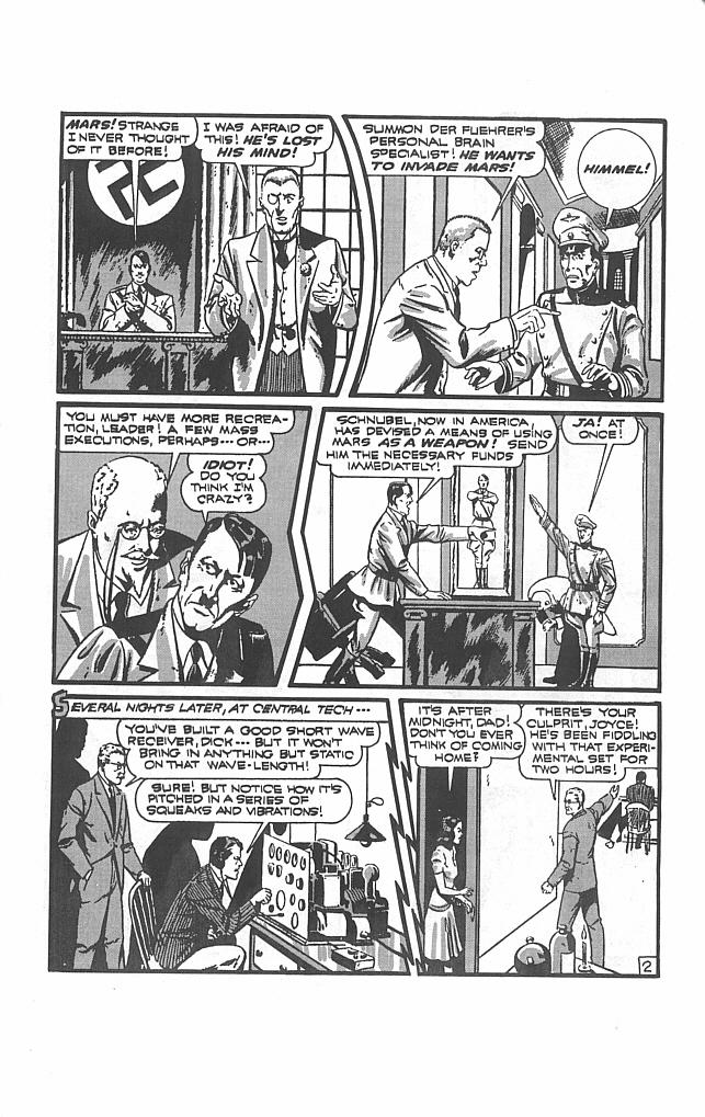Read online Golden-Age Men of Mystery comic -  Issue #9 - 14