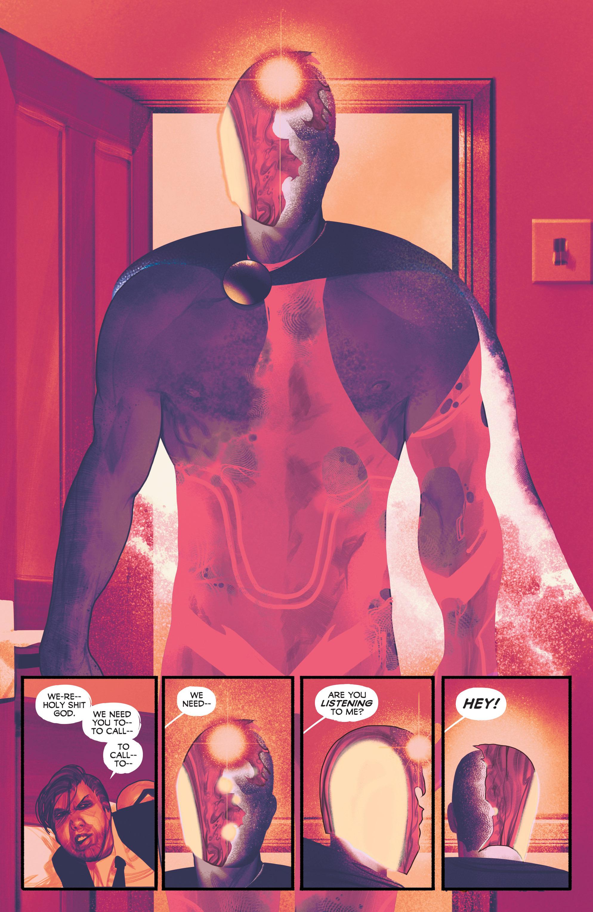 Read online Annihilator comic -  Issue #3 - 23