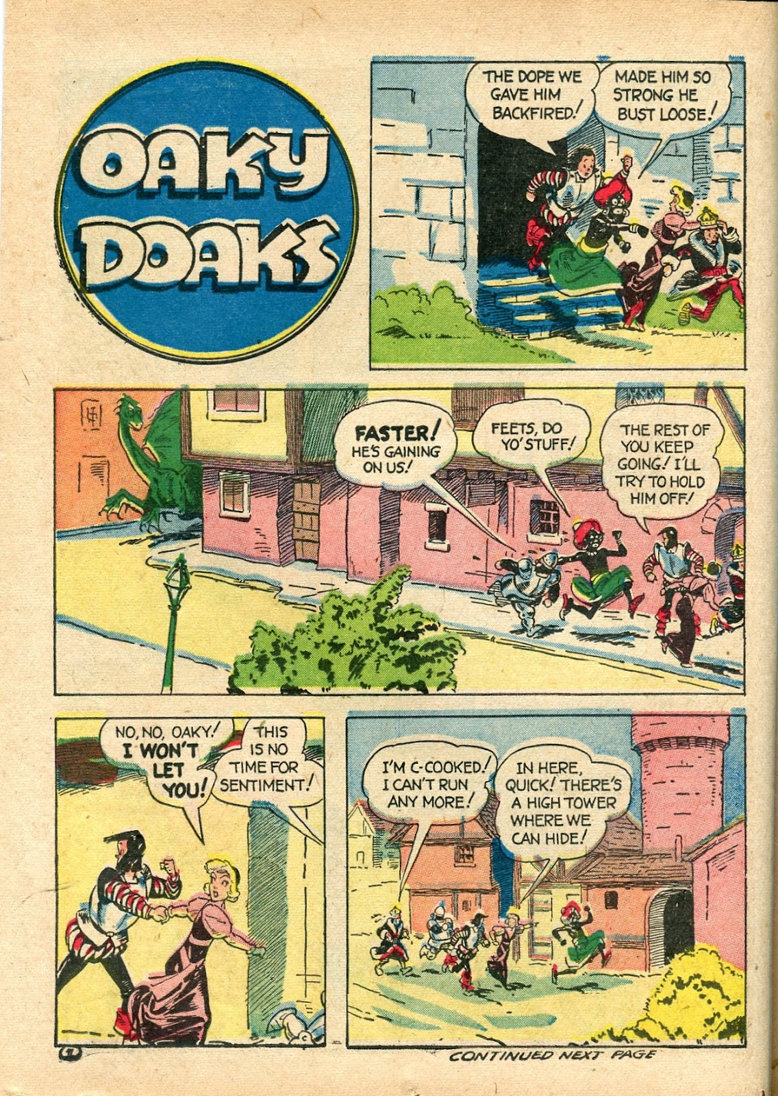 Read online Famous Funnies comic -  Issue #112 - 24