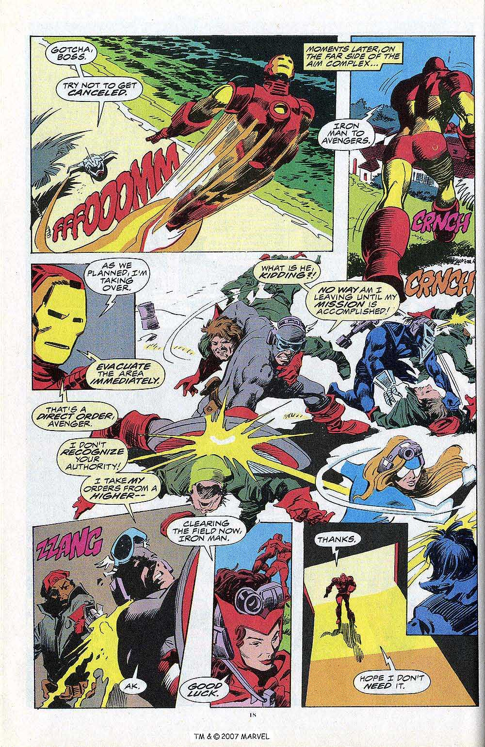 Iron Man Annual issue 13 - Page 20