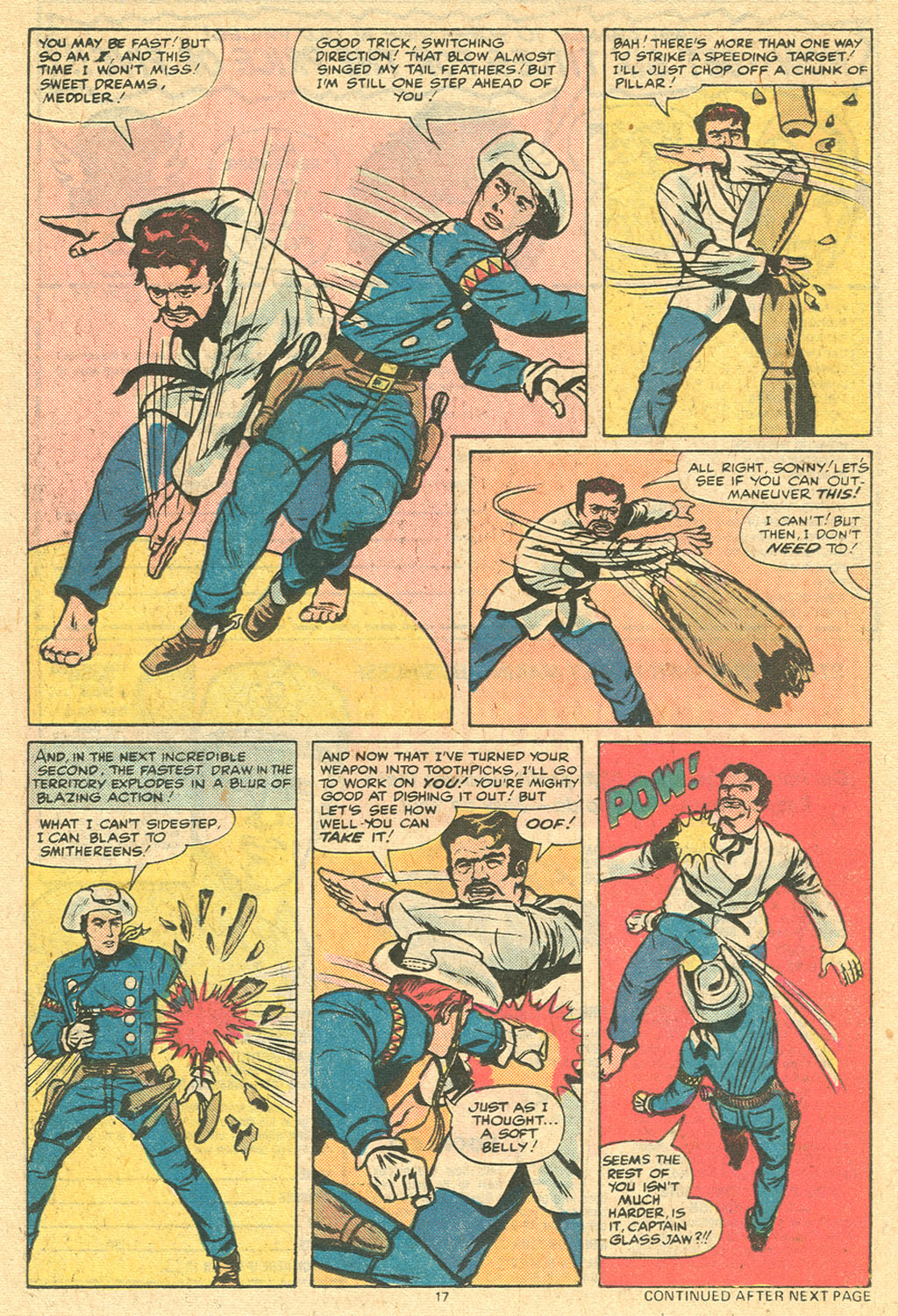 The Rawhide Kid (1955) issue 143 - Page 19