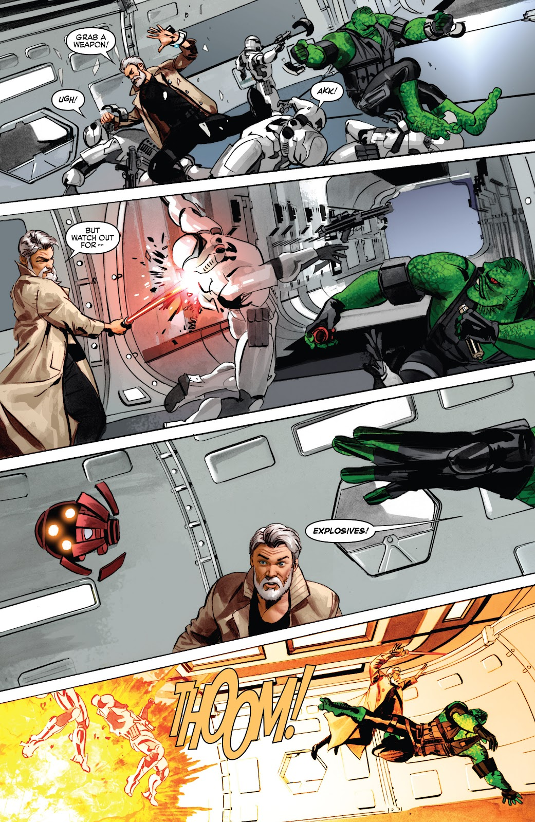 Read online Star Wars Legends: Infinities - Epic Collection comic -  Issue # TPB (Part 5) - 1