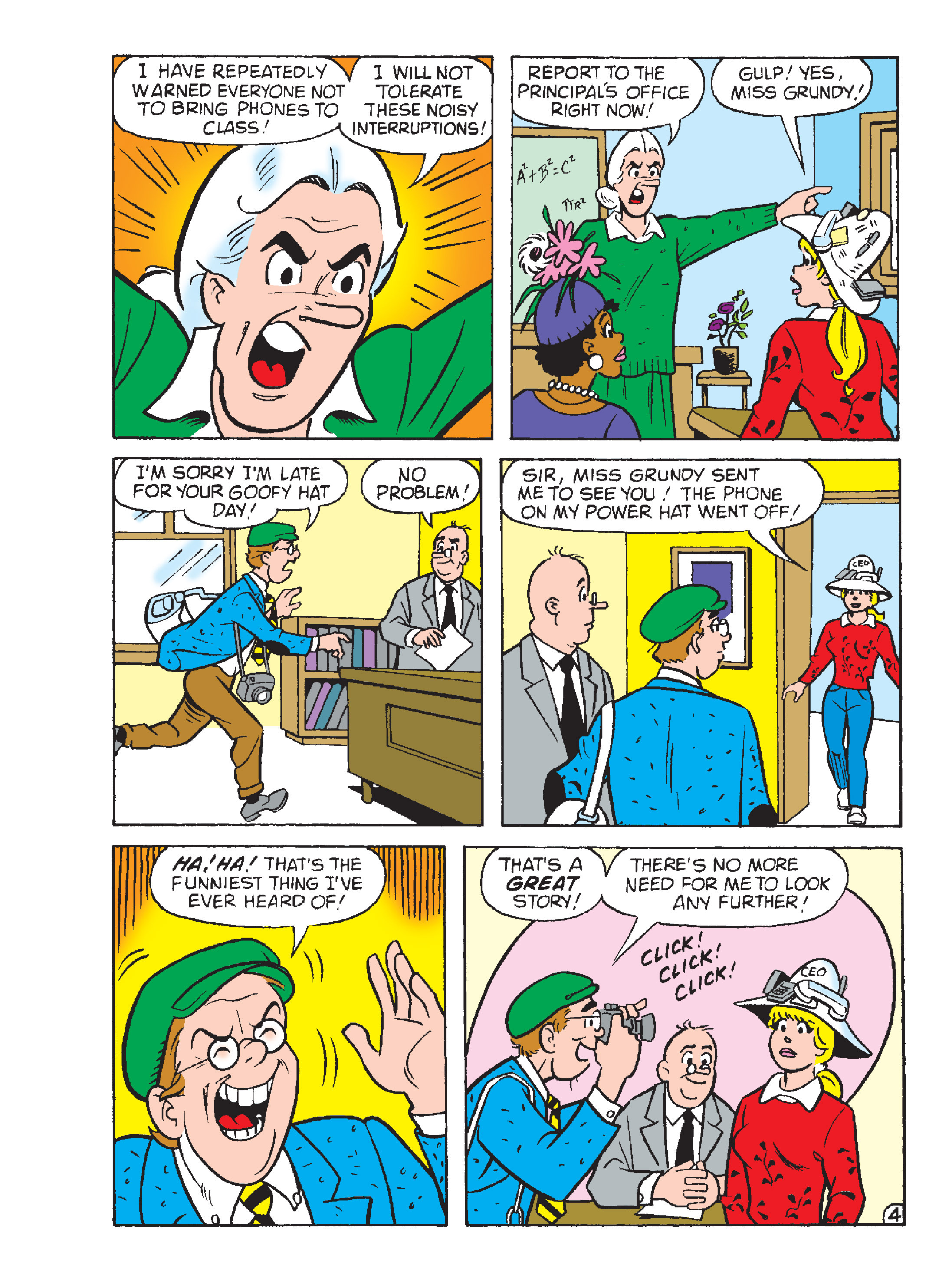Read online Archie 1000 Page Comics Blowout! comic -  Issue # TPB (Part 1) - 97