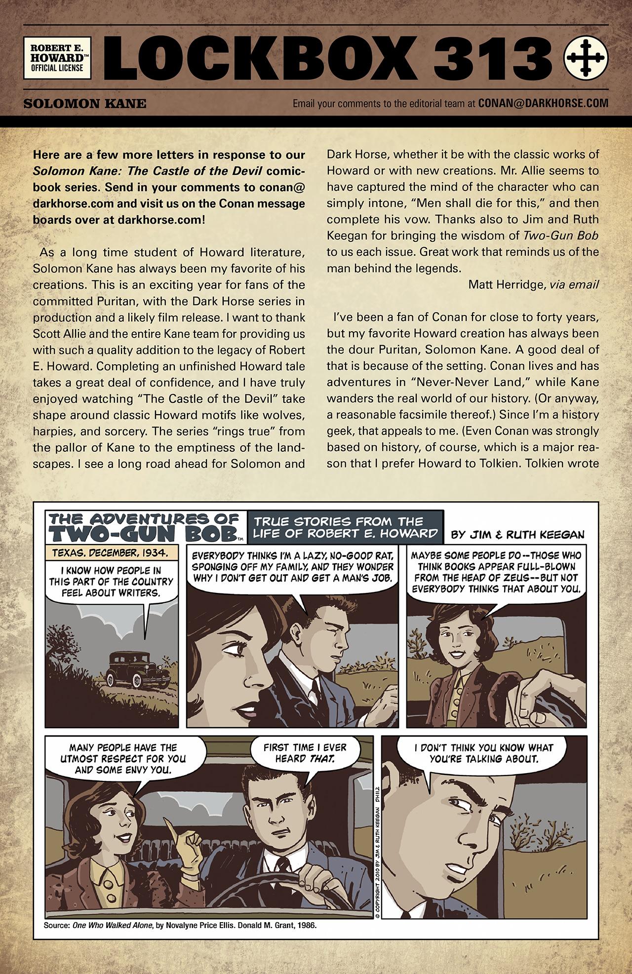 Read online Solomon Kane: Death's Black Riders comic -  Issue #2 - 25
