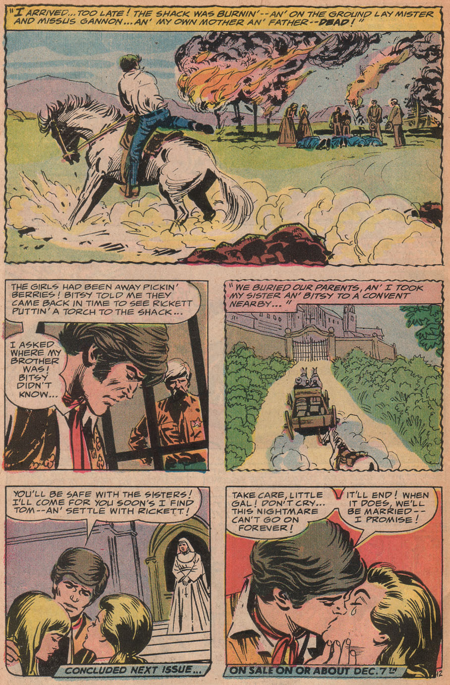 Read online All-Star Western (1970) comic -  Issue #9 - 48