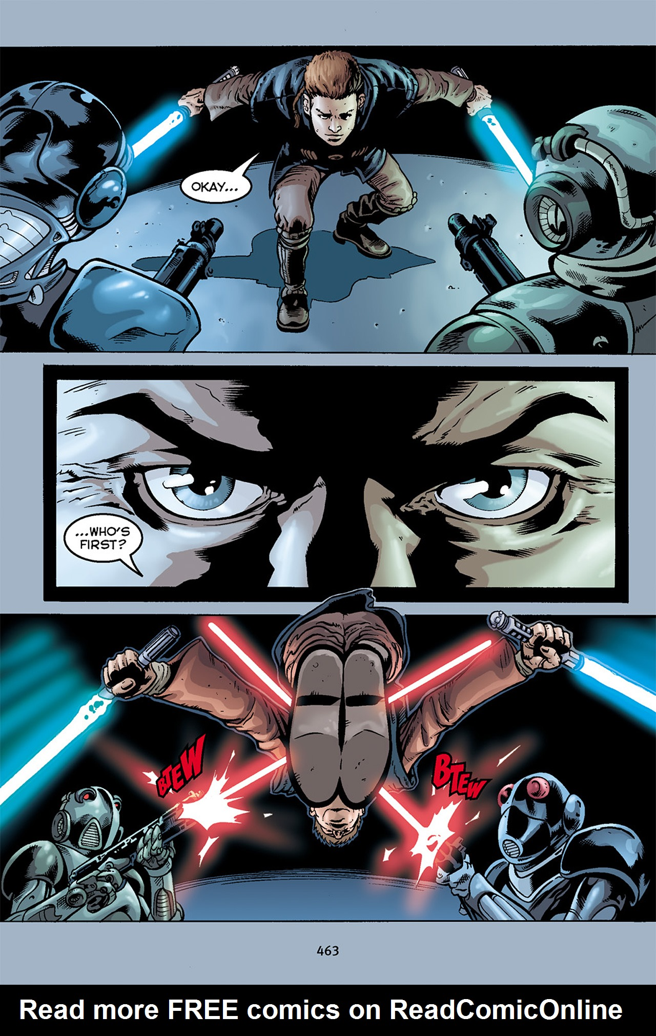Read online Star Wars Omnibus comic -  Issue # Vol. 10 - 456