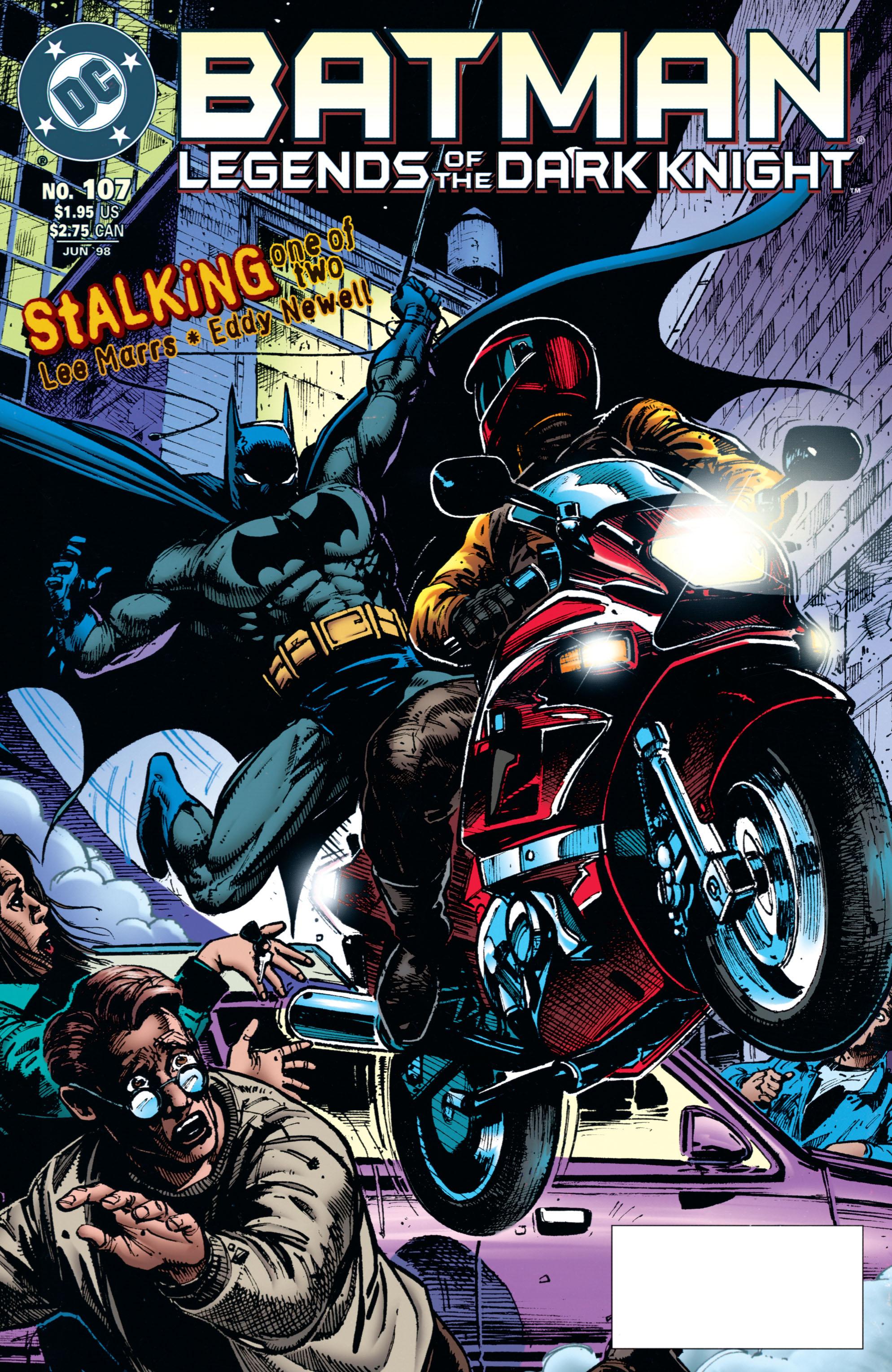 Batman: Legends of the Dark Knight 107 Page 1