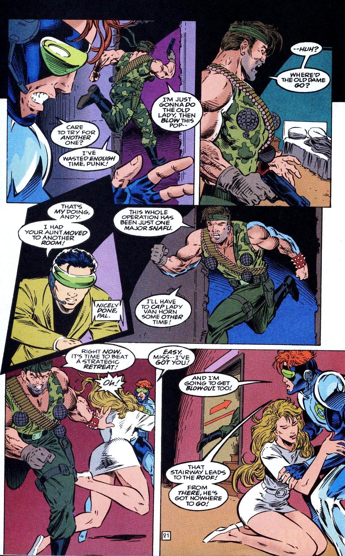 Read online Gunfire comic -  Issue #7 - 26