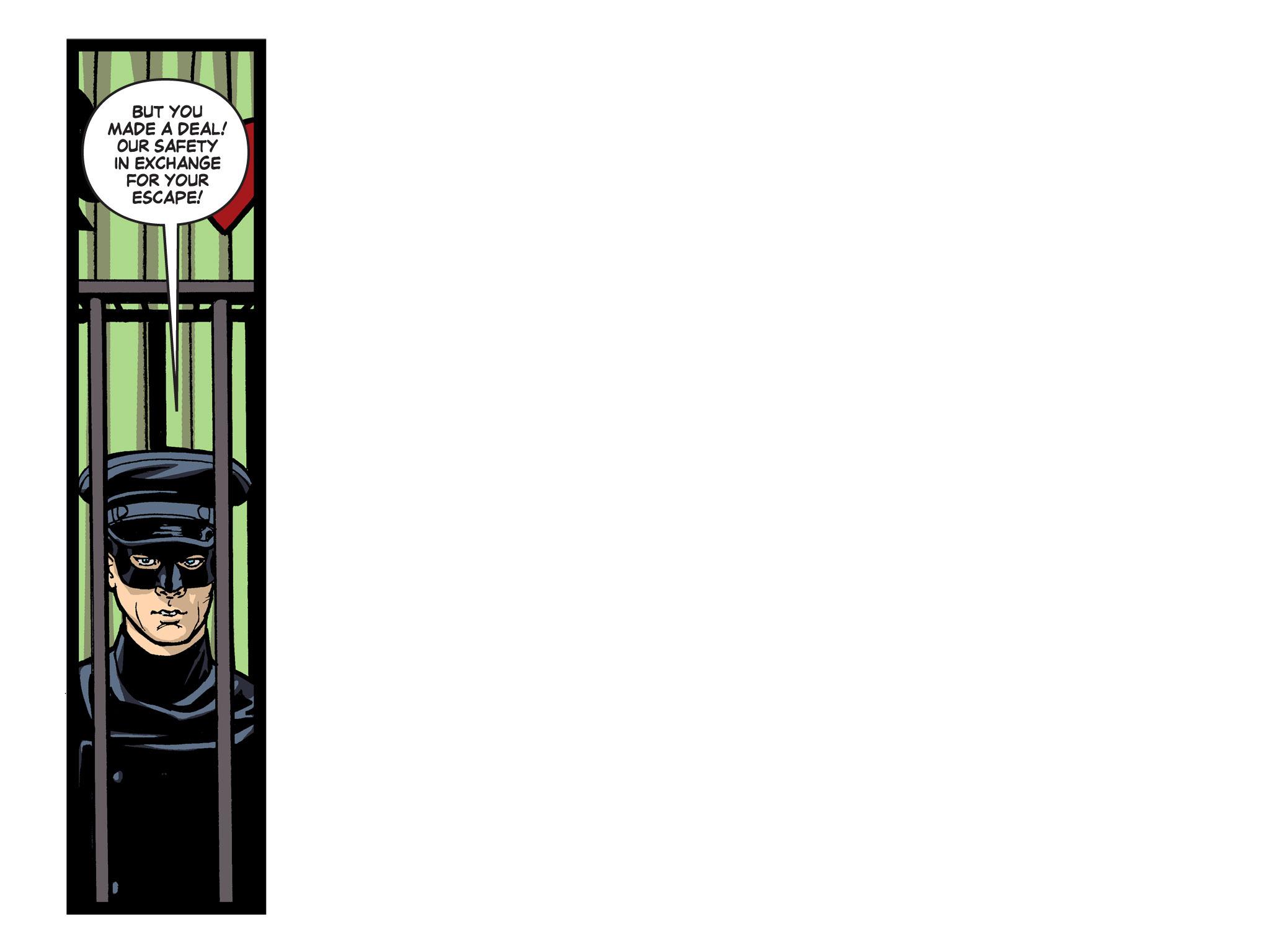 Read online Batman '66 Meets the Green Hornet [II] comic -  Issue #5 - 90