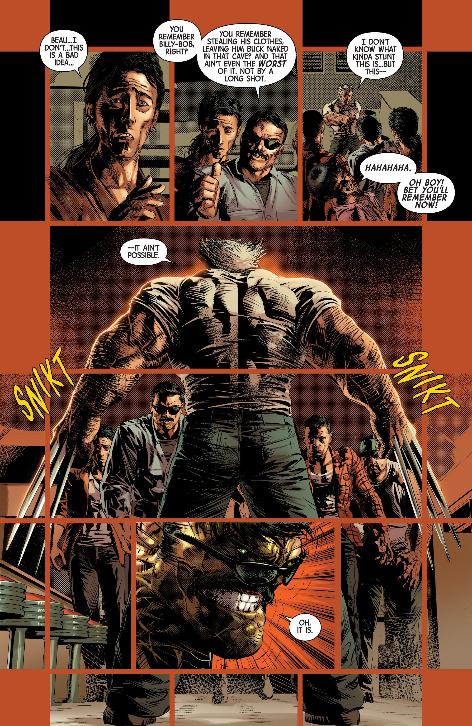 Read online Old Man Logan (2016) comic -  Issue #25 - 9