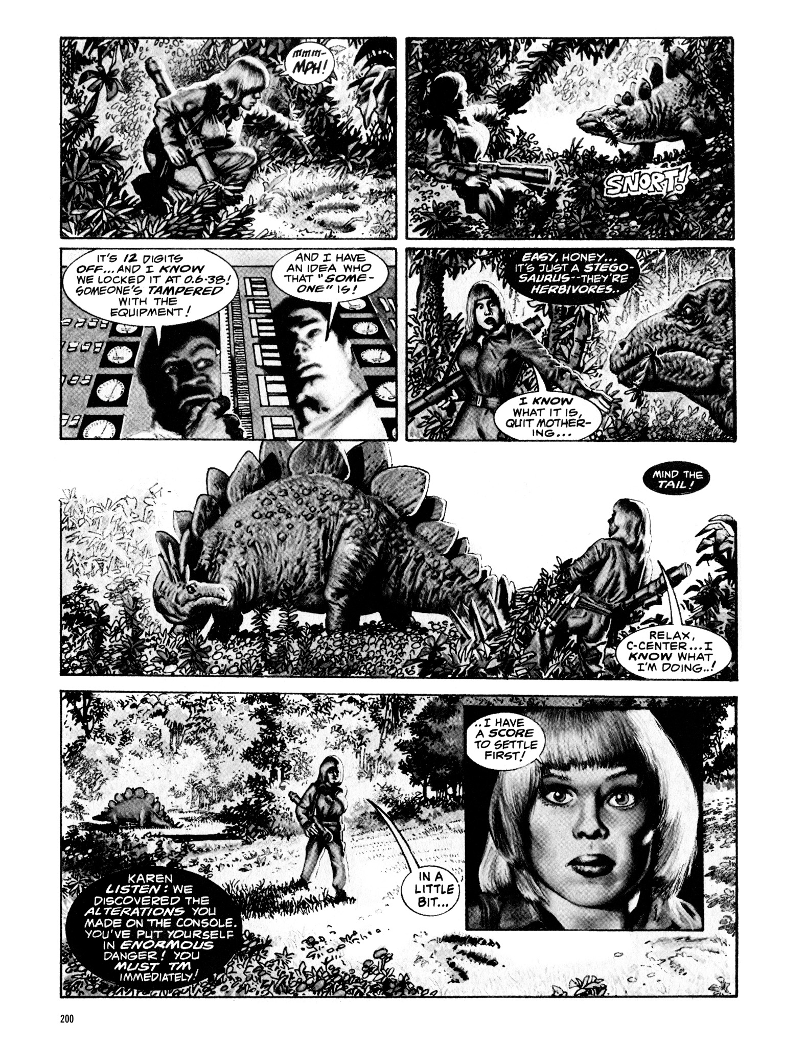 Read online Eerie Archives comic -  Issue # TPB 16 - 201