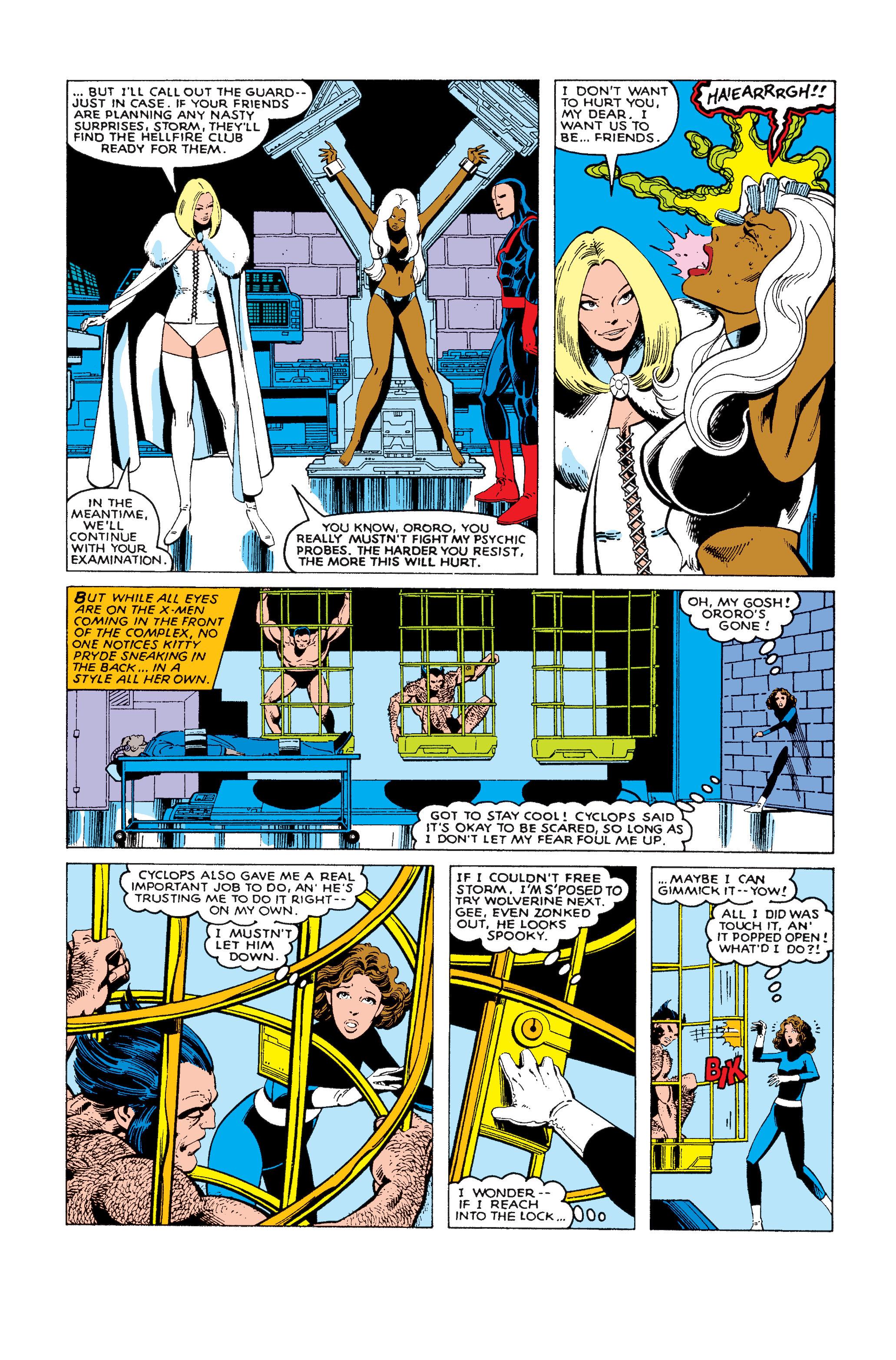 Uncanny X-Men (1963) 131 Page 7