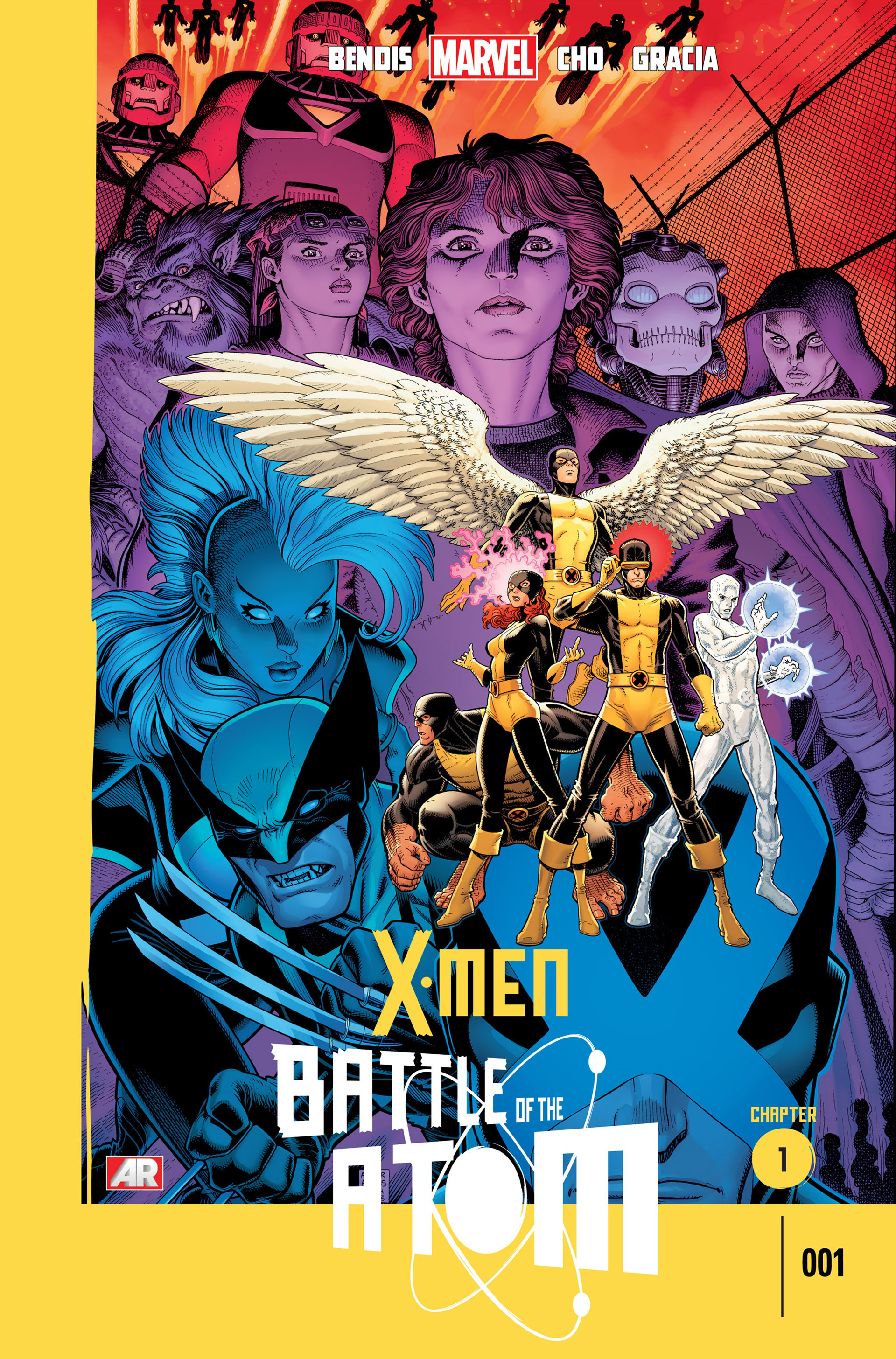 X-Men: Battle of the Atom 1 Page 1