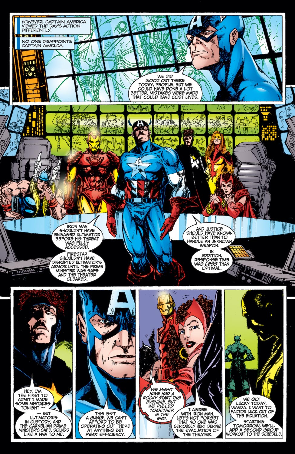 Avengers (1998) issue _Annual_1 - Page 6