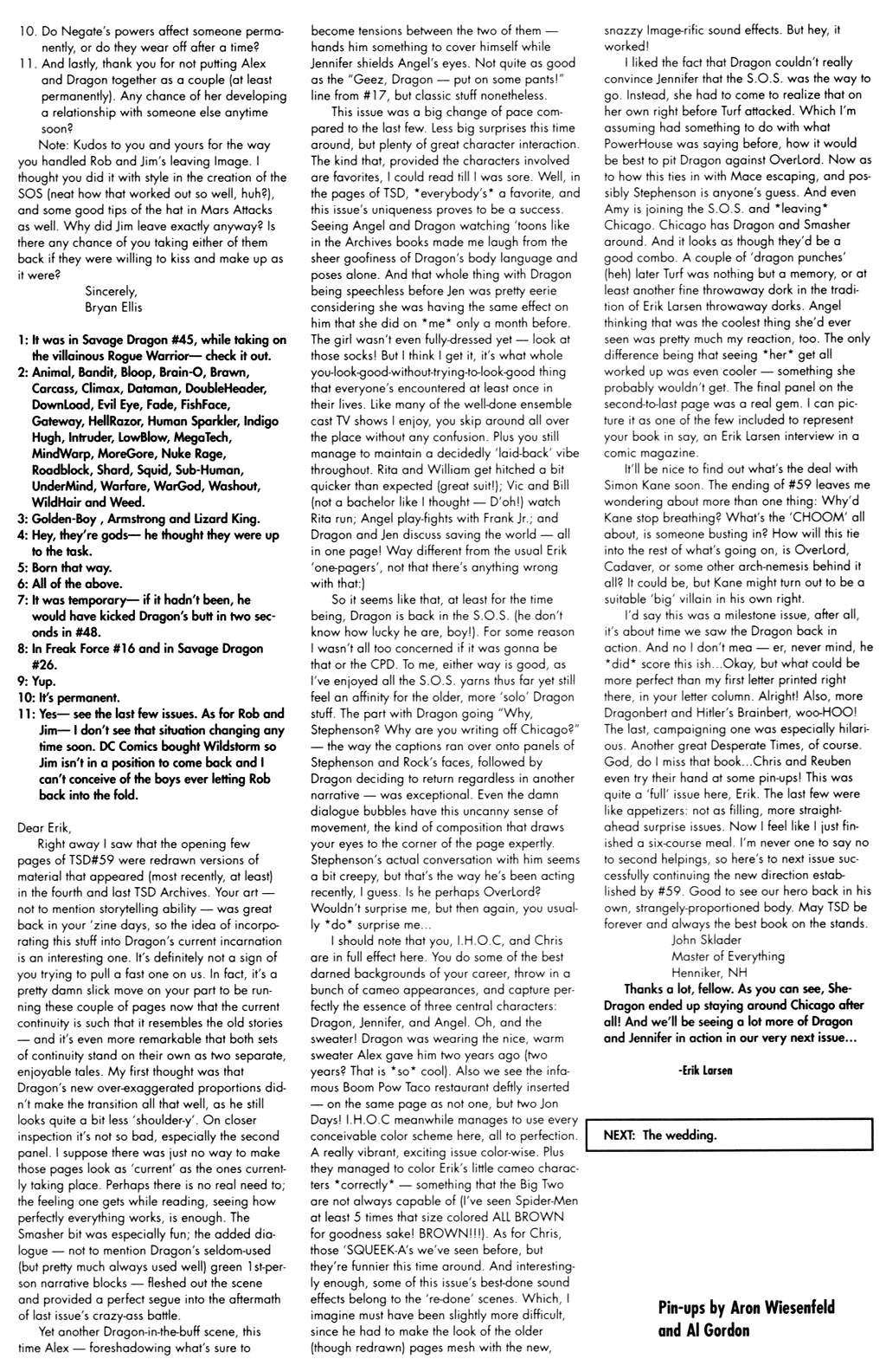 The Savage Dragon (1993) Issue #61 #64 - English 27