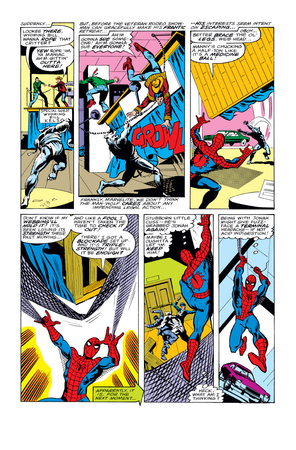 The Amazing Spider-Man (1963) 190 Page 7