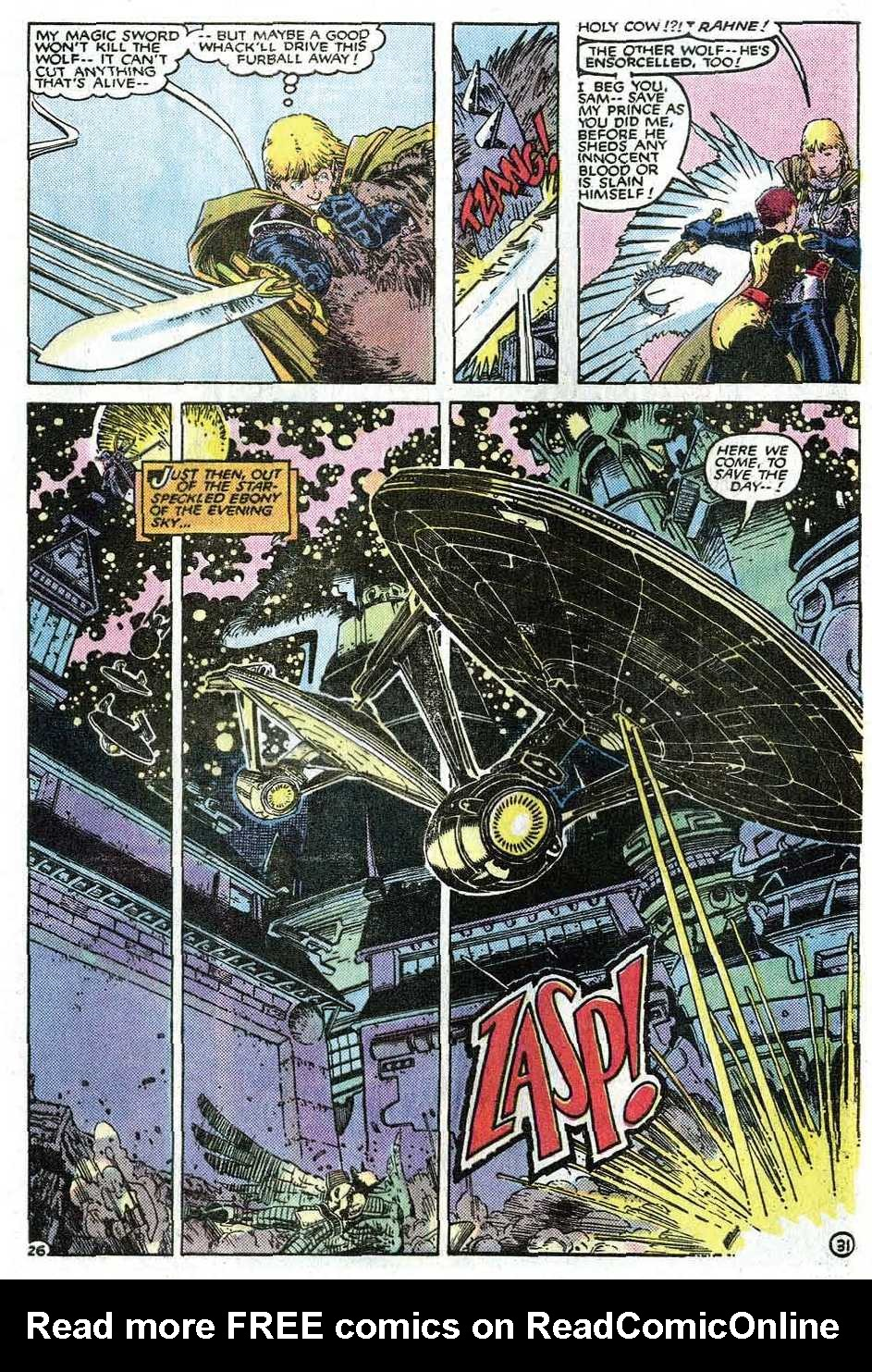 Uncanny X-Men (1963) issue _Annual_9 - Page 33