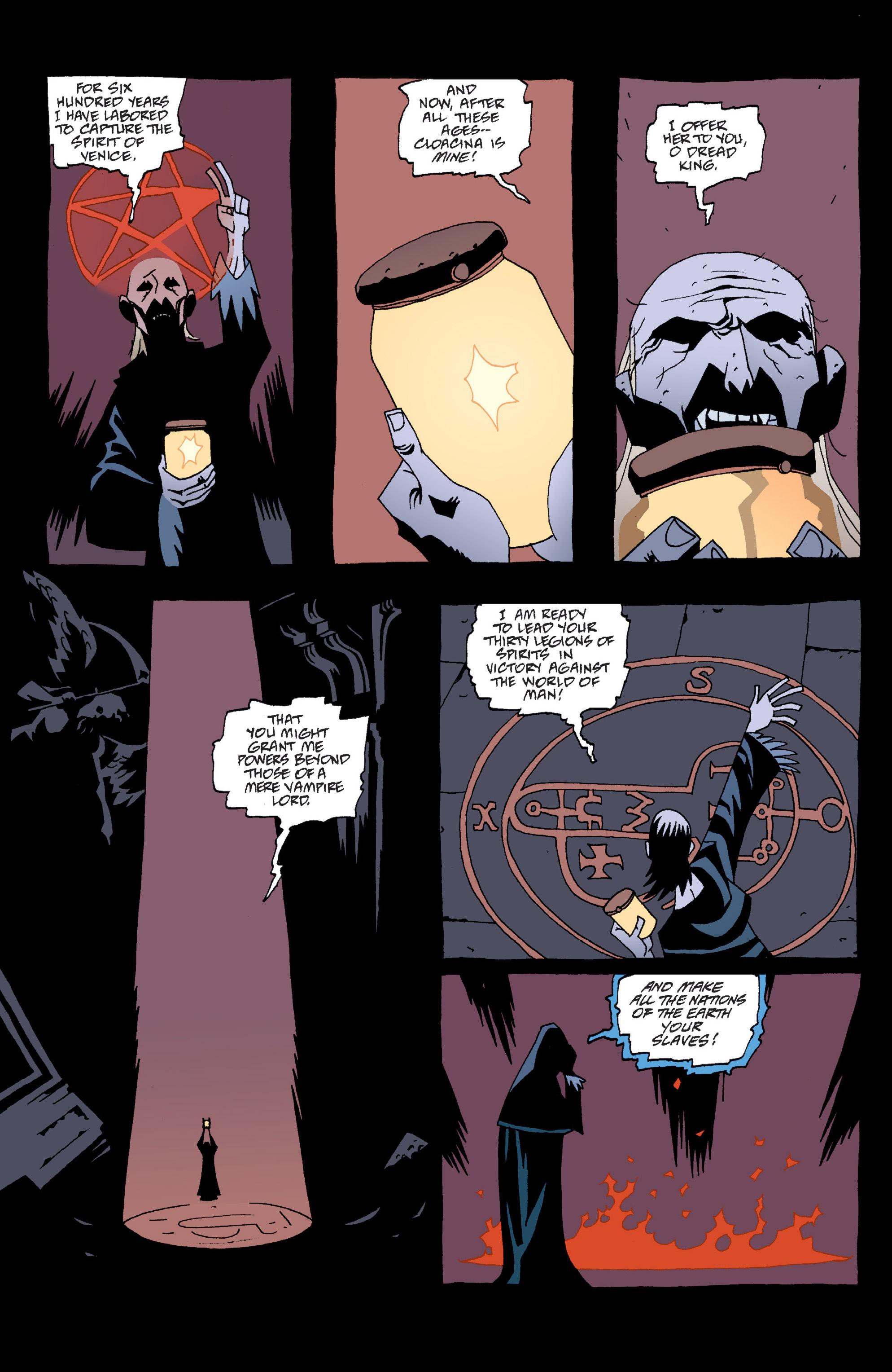 Read online B.P.R.D. (2003) comic -  Issue # TPB 2 - 24