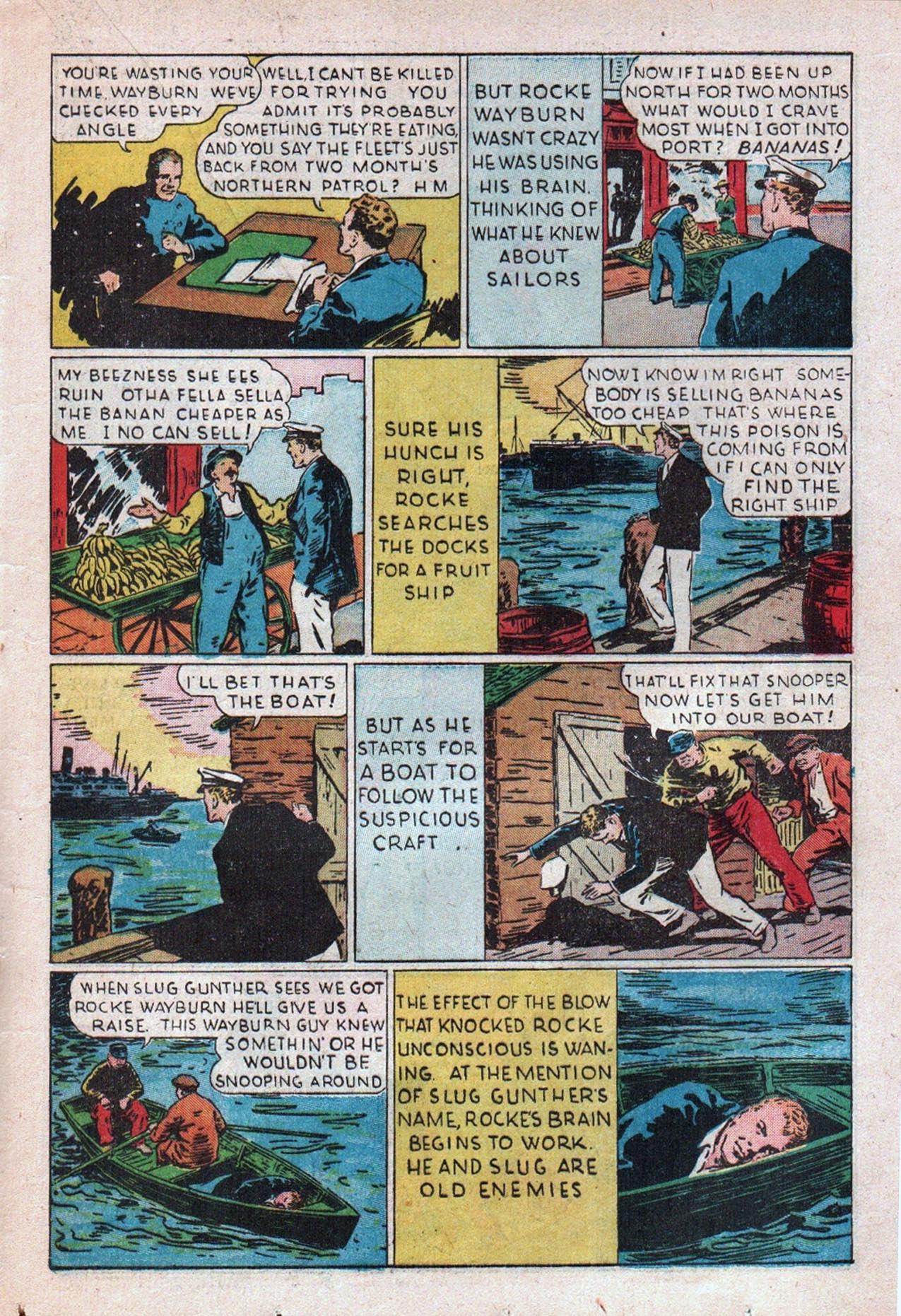 Read online Amazing Man Comics comic -  Issue #20 - 40