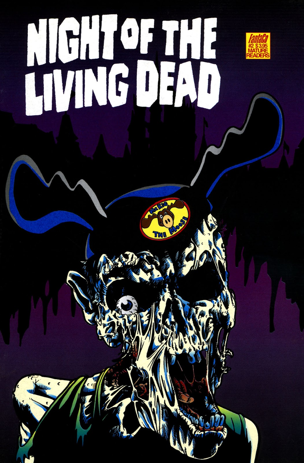 Read online Night of the Living Dead (1994) comic -  Issue #2 - 1