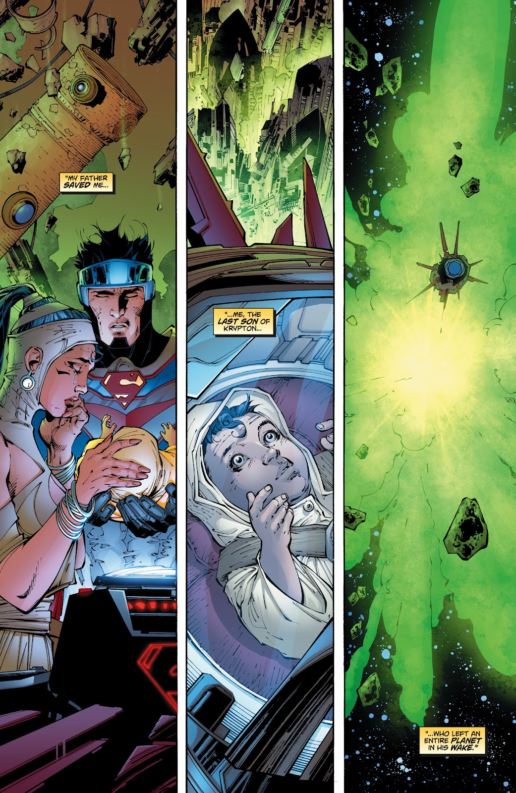 Read online Superman: For Tomorrow comic -  Issue # TPB (Part 3) - 36