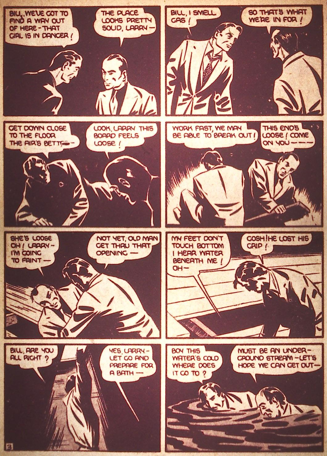 Read online Detective Comics (1937) comic -  Issue #18 - 18