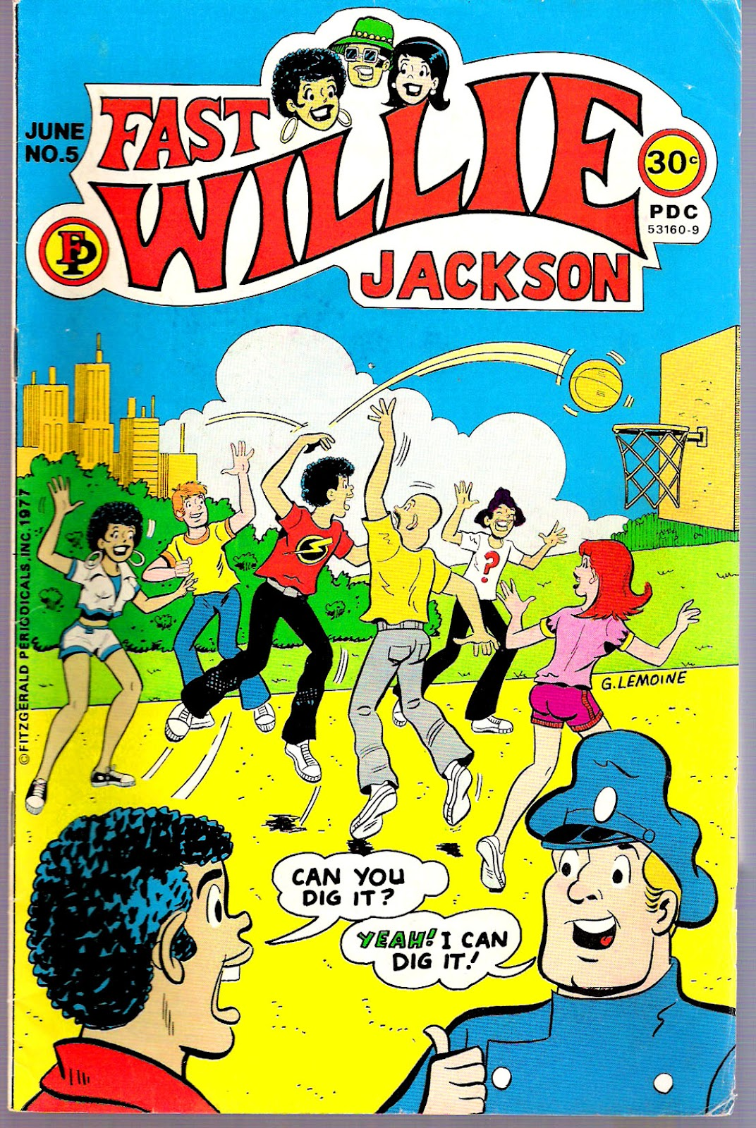 Fast Willie Jackson issue 5 - Page 1