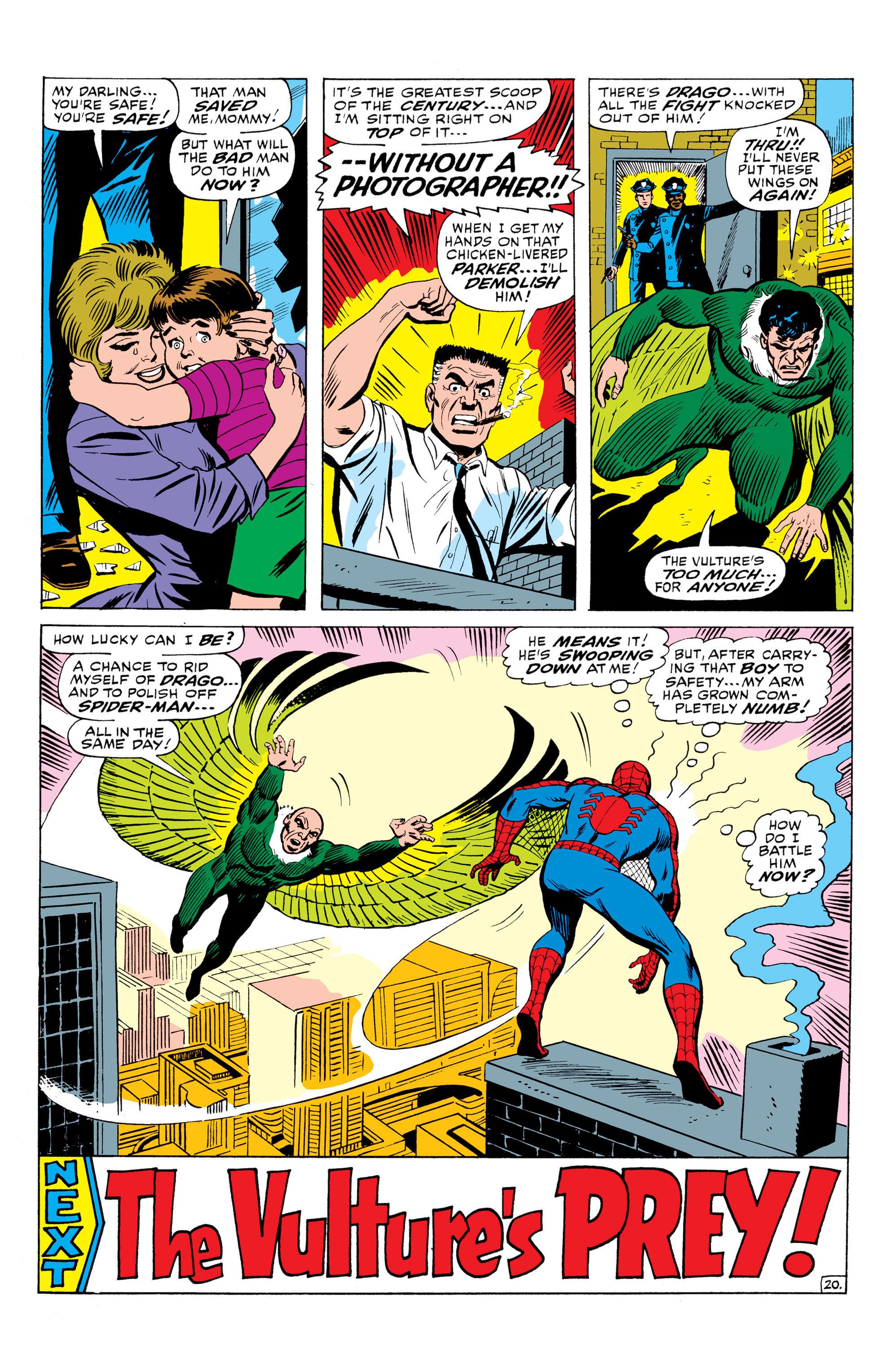 The Amazing Spider-Man (1963) 63 Page 20