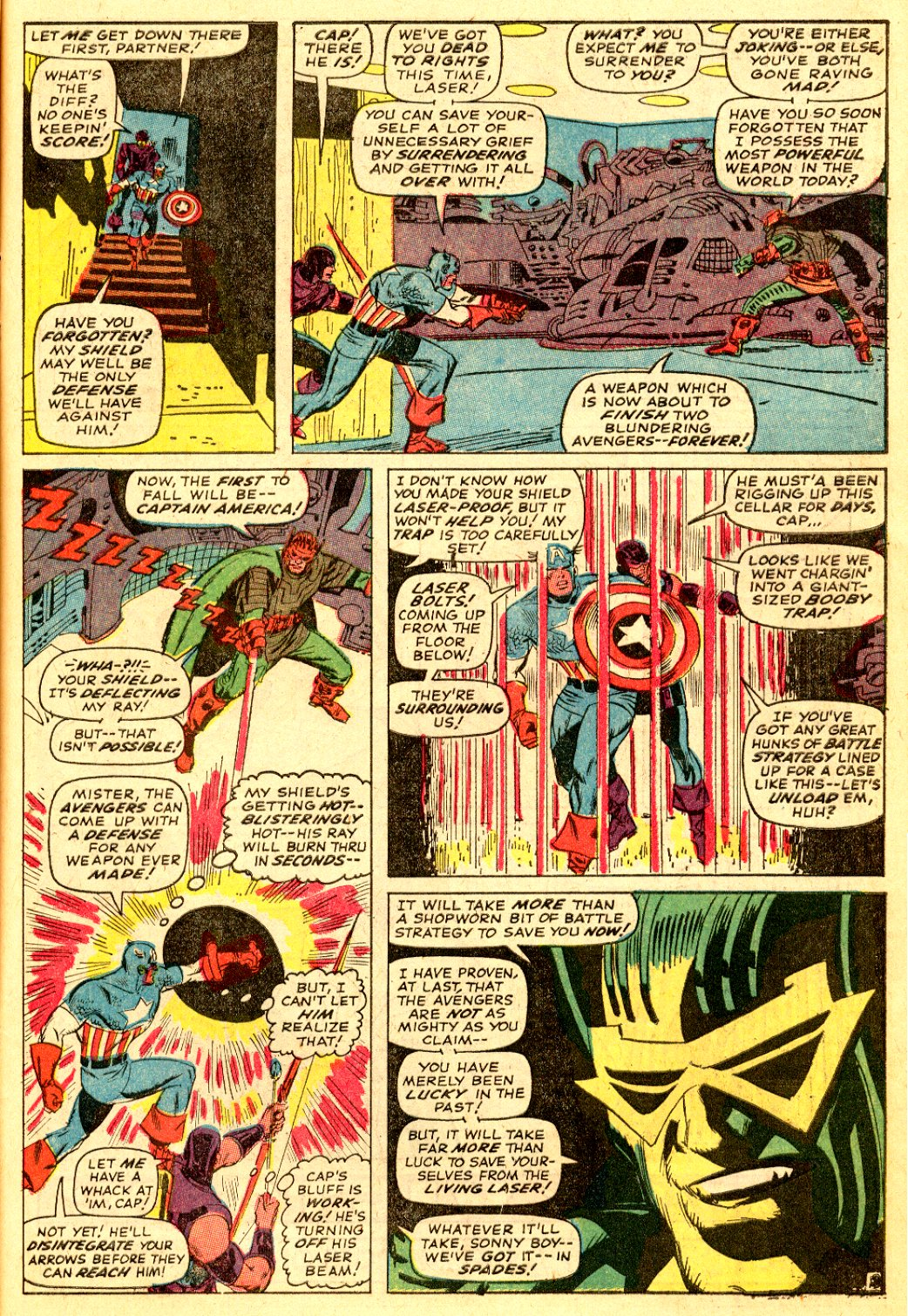 The Avengers (1963) 34 Page 19